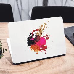 Abstract Paint Art Laptop...