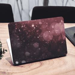 Bokeh Brown Laptop Sticker Skin