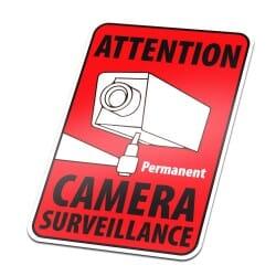 Permanent Camera Surveillance