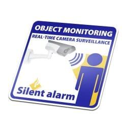 Object Monitoring Sticker