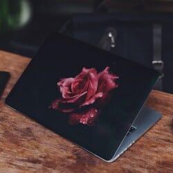 Blossom Rose Laptop Sticker Skin