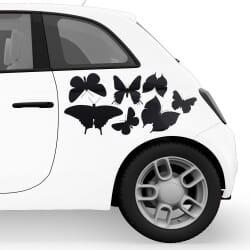 Butterflies Car Stickers