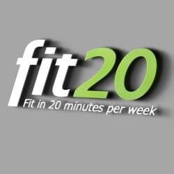 fit20 wall logo